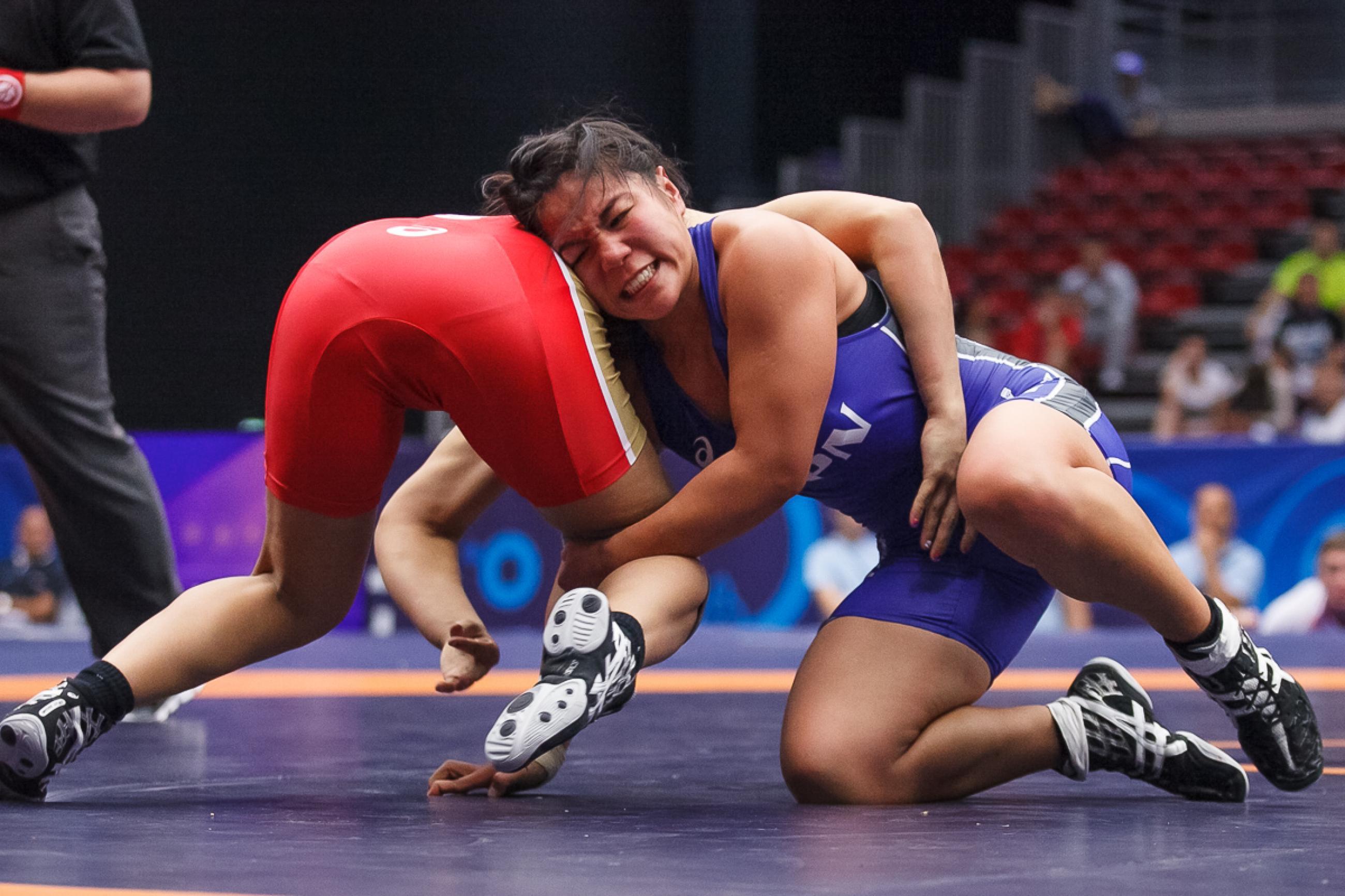 Wrestling womens — img 4