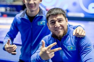 Coach Renat Sitnazarov Leads National Team too Strong performance