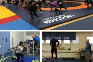 Athletes Female Training_KOTC